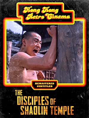 Where to stream Disciples of Shaolin Temple