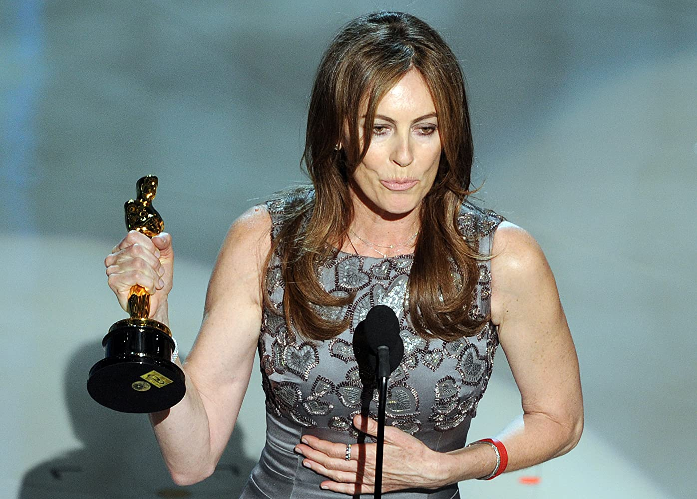 Kathryn Bigelow at an event for The 82nd Annual Academy Awards (2010)