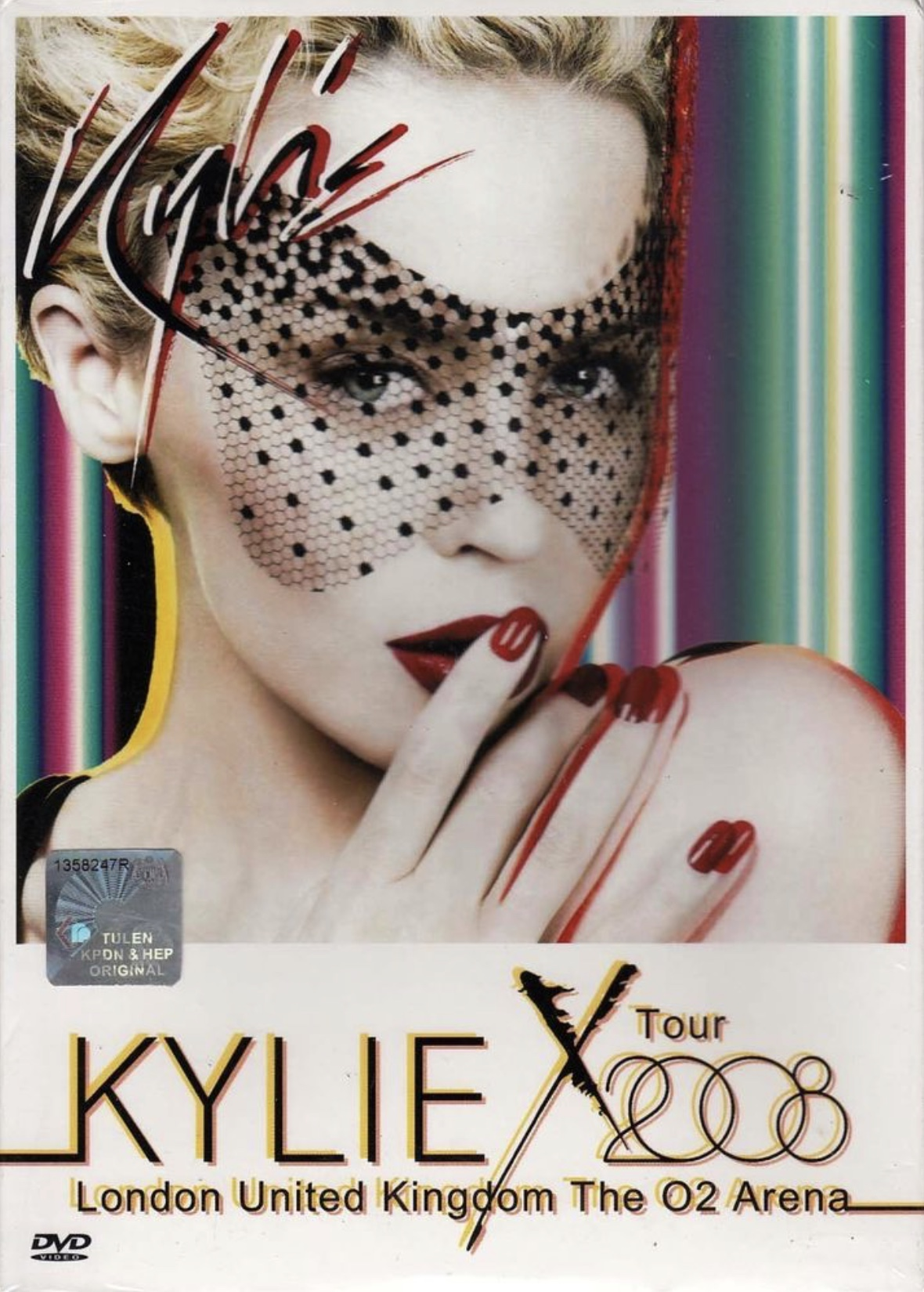 KylieX2008: Live at the O2 Arena (Video 2008) - IMDb