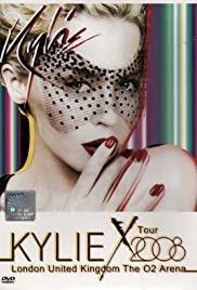 KylieX2008: Live at the O2 Arena Poster