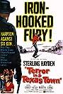 Terror in a Texas Town (1958) Poster