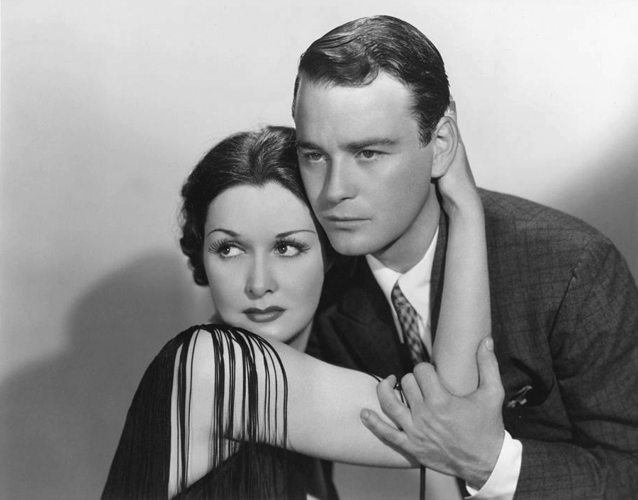 Lew Ayres and Gail Patrick in Murder with Pictures (1936)