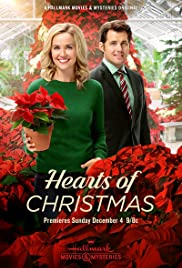Hearts of Christmas Poster