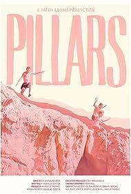 Kaarin Fairfax, Julie Nihill, Neil Pigot, Arielle Thomas, Nicholas Denton, Ryan A. Murphy, Eva Seymour, and Charles Berthoud in Pillars (2017)