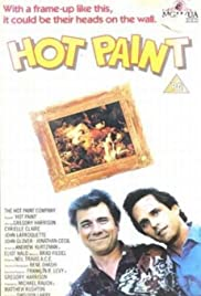 Hot Paint (1988) Poster - Movie Forum, Cast, Reviews