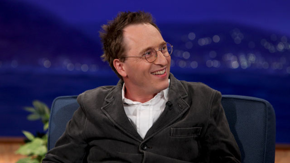 Jon Ronson in Conan (2010)