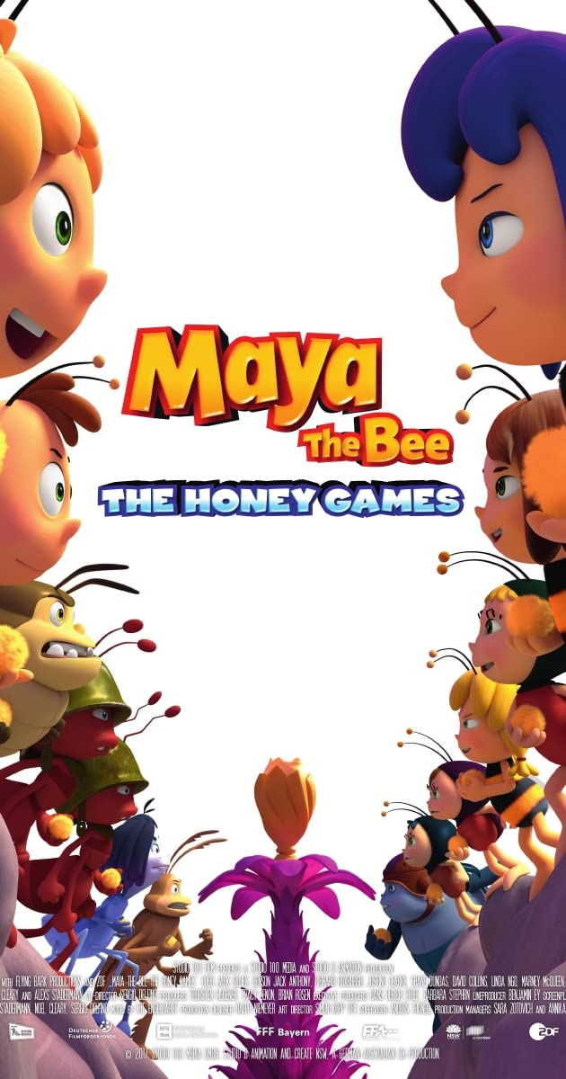 Subtitle of Maya the Bee: The Honey Games