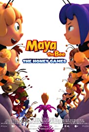 Maya The Bee Honey Games Poster Trailer