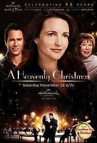 Shirley MacLaine, Kristin Davis, and Eric McCormack in A Heavenly Christmas (2016)