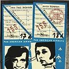 Jean-Paul Belmondo and Annie Girardot in Un homme qui me plaît (1969)