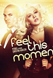 Pitbull Feat. Christina Aguilera: Feel This Moment Poster