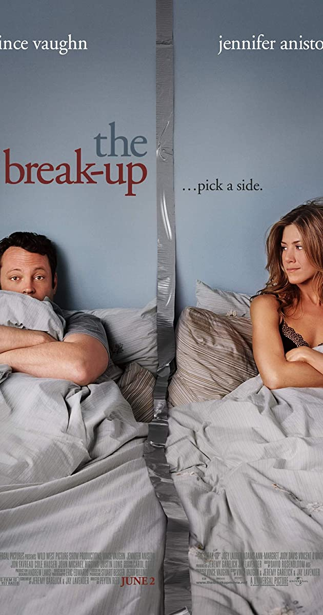 Subtitle of The Break-Up