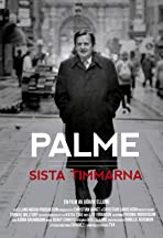 Palme: sista timmarna
