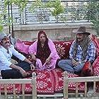Sevket Çoruh, Timur Acar, and Dilber Ay in Hayat Sana Güzel (2014)