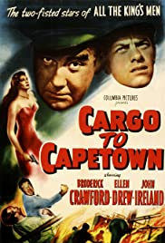 Cargo to Capetown Poster