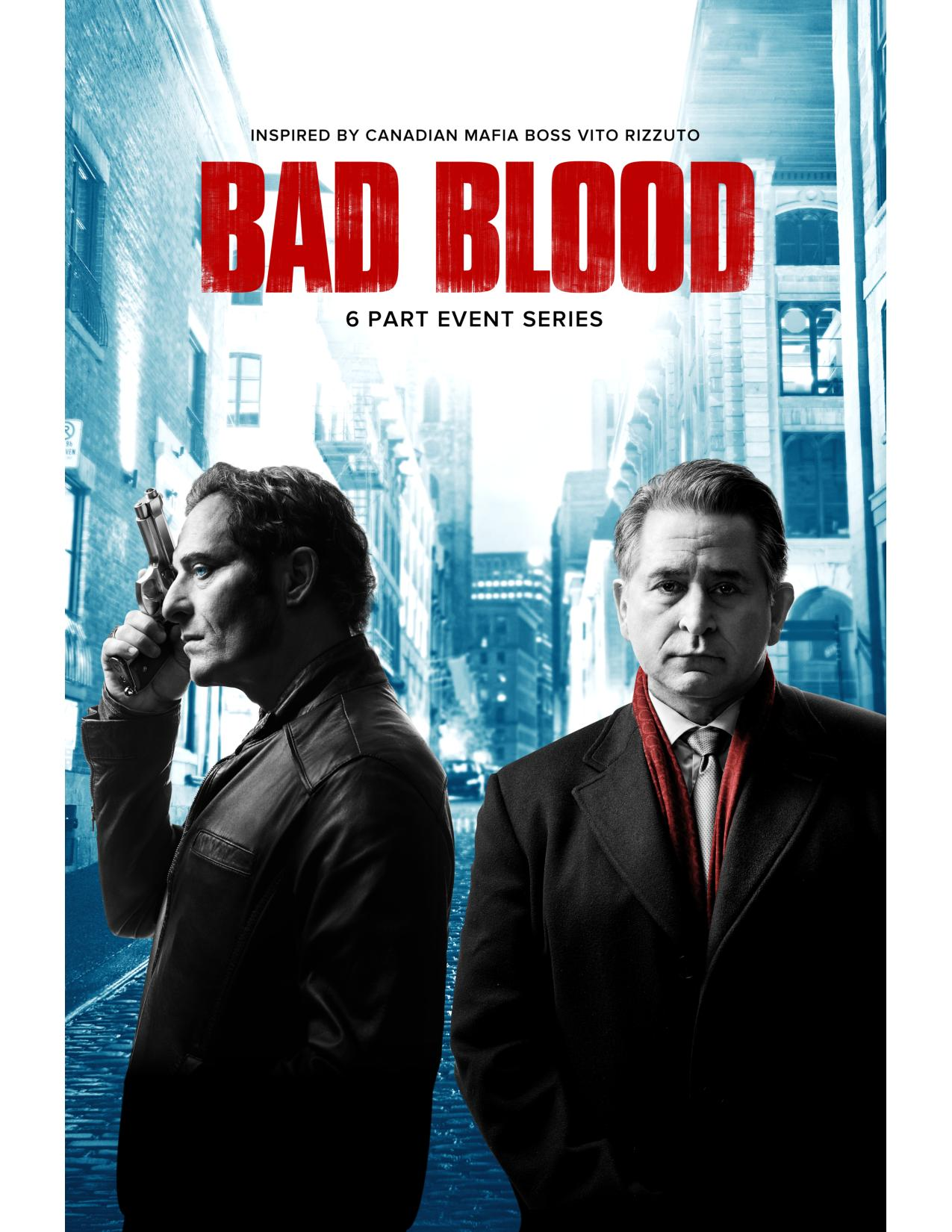 Bad Blood Season 1 COMPLETE HDTV 480p & 720p