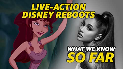 What We Know About Upcoming Disney Reboots ... So Far