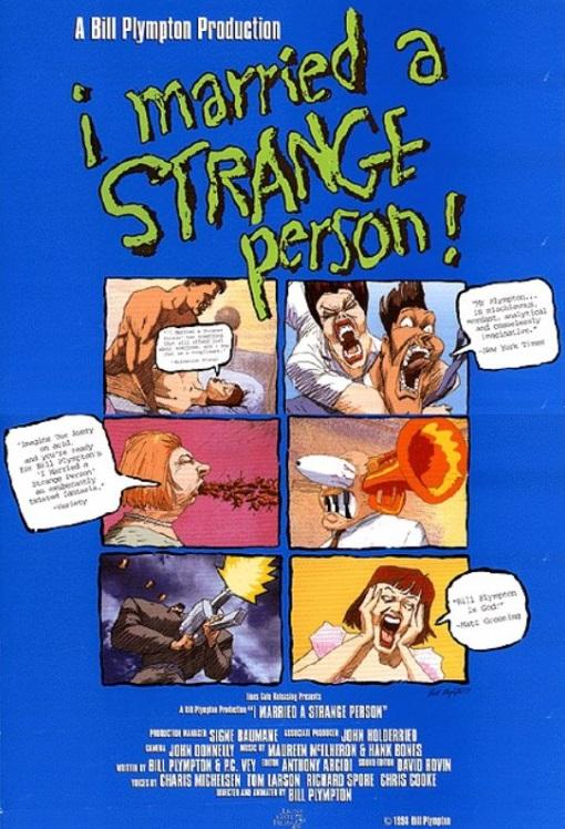 I Married A Strange Person 1997 Imdb