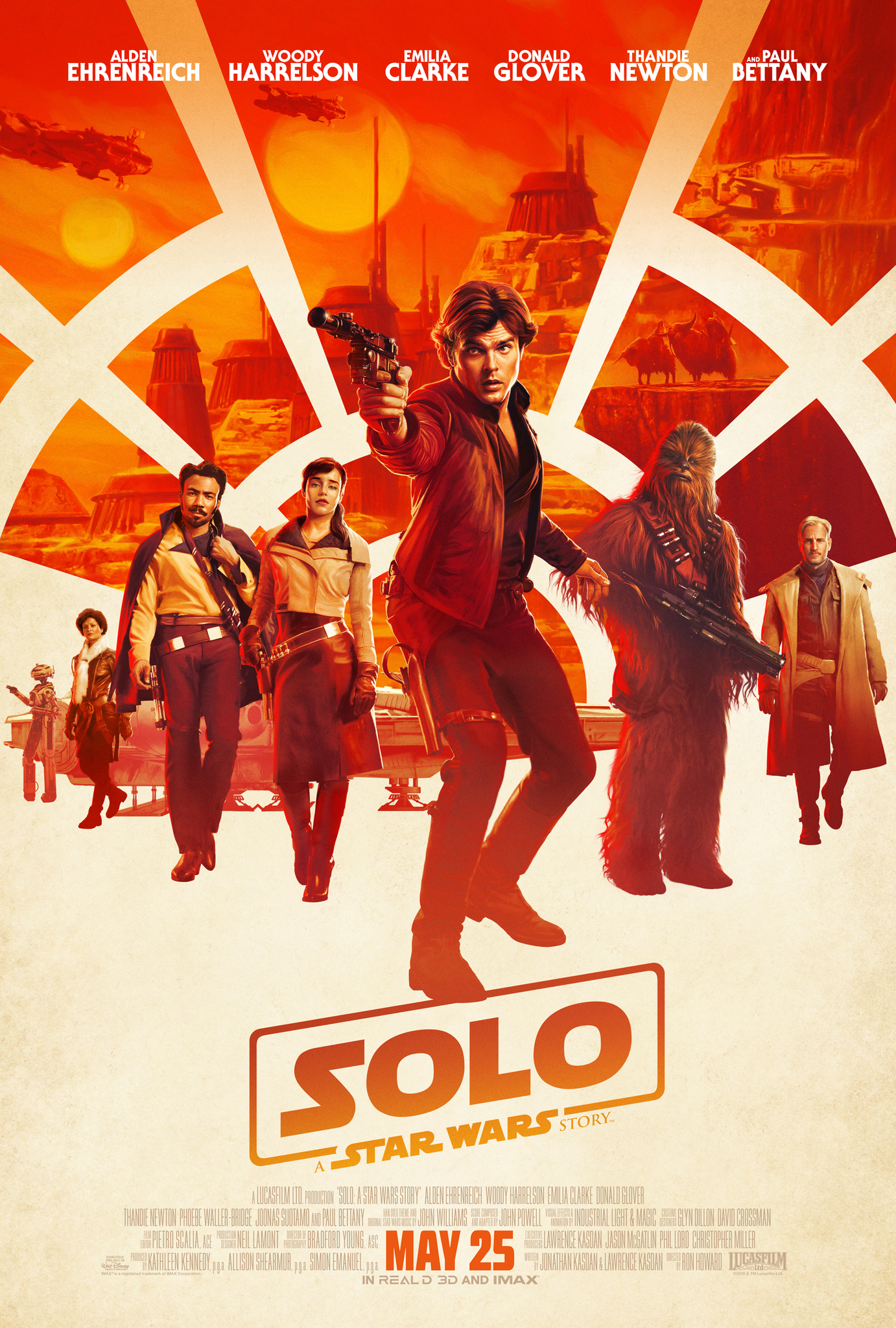 Image result for solo star wars movie poster free use