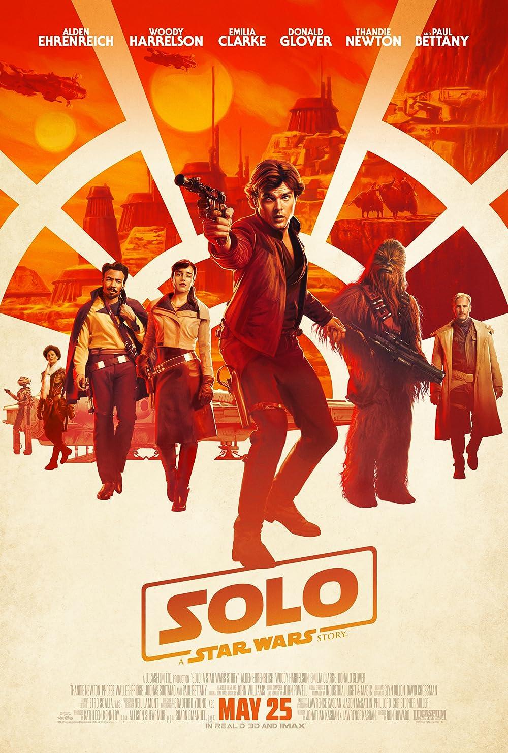 Solo: A Star Wars Story (2018) - IMDb
