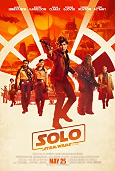 Through a series of daring escapades deep within a dark and dangerous criminal underworld, Han Solo befriends his mighty future copilot Chewbacca and meets the notorious gambler Lando Calrissian, in a journey that will set the course of one of the Star Wars saga's most unlikely heroes.