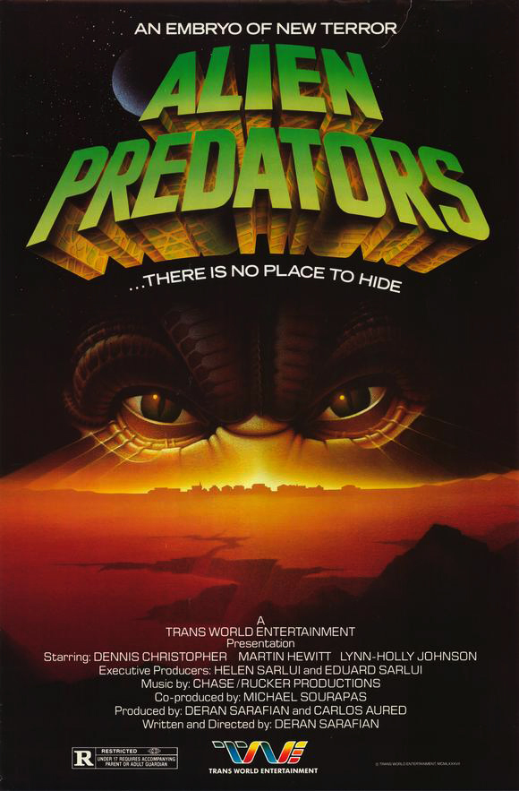 Alien Predator (1987)