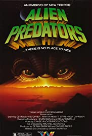 Alien Predator (1986) Poster - Movie Forum, Cast, Reviews