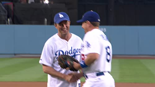 Go On: Matthew Perry Throwing A Pitch