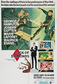 Jack of Diamonds (1967) Poster - Movie Forum, Cast, Reviews