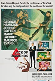 Jack of Diamonds(1967) Poster - Movie Forum, Cast, Reviews