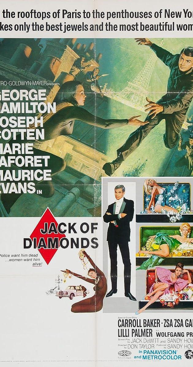Jack of Diamonds (1967) - IMDb