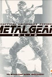 Metal Gear Solid (Video Game 1998) - IMDb