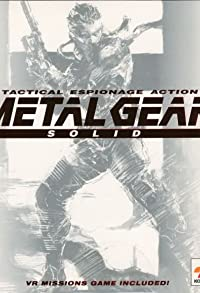 Primary photo for Metal Gear Solid