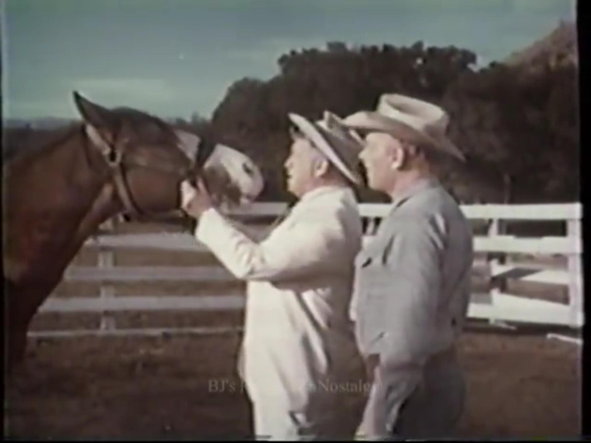 Chill Wills in The Rounders (1966)