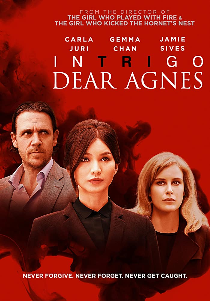 Intrigo Dear Agnes (2019) Hindi HDRip 720p Esusb 900MB DL