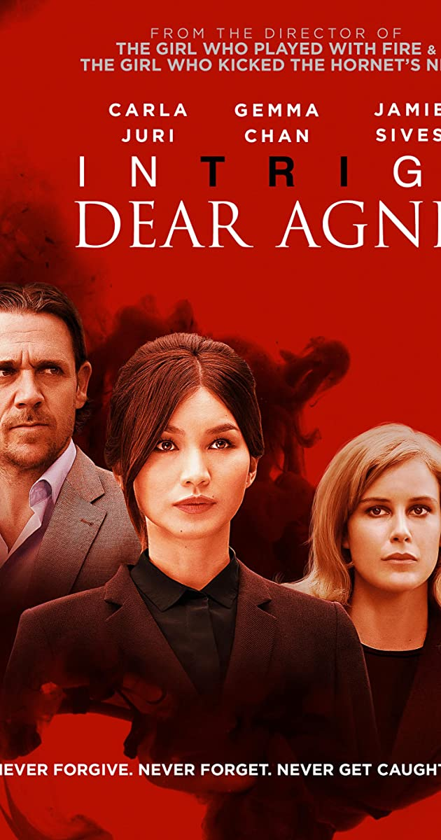 Intrigo: Dear Agnes (2019) Subtitles