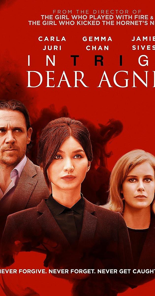 Subtitle of Intrigo: Dear Agnes