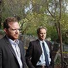Daniel Quinn and Garrett Longley in Deadly Signal (2016)