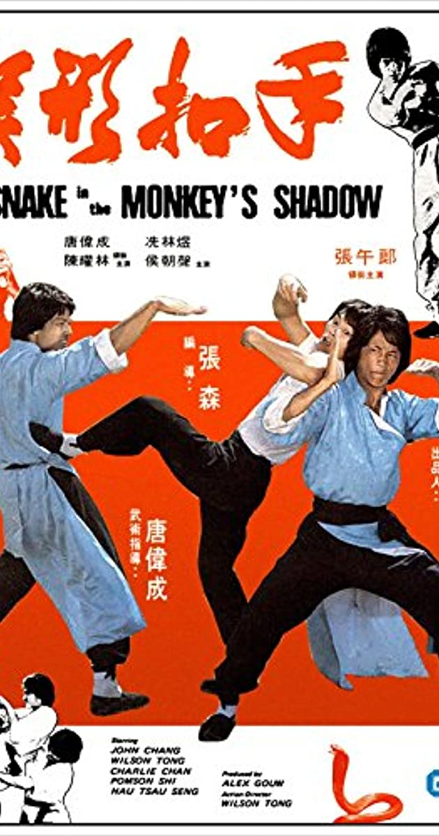 Snake In The Monkey's Shadow (1979) - Snake In The Monkey's Shadow