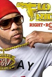 Flo Rida Feat. Kesha: Right Round Poster