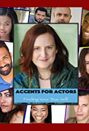 Accents for Actors Poster