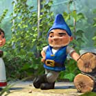 James McAvoy and Emily Blunt in Gnomeo & Juliet (2011)