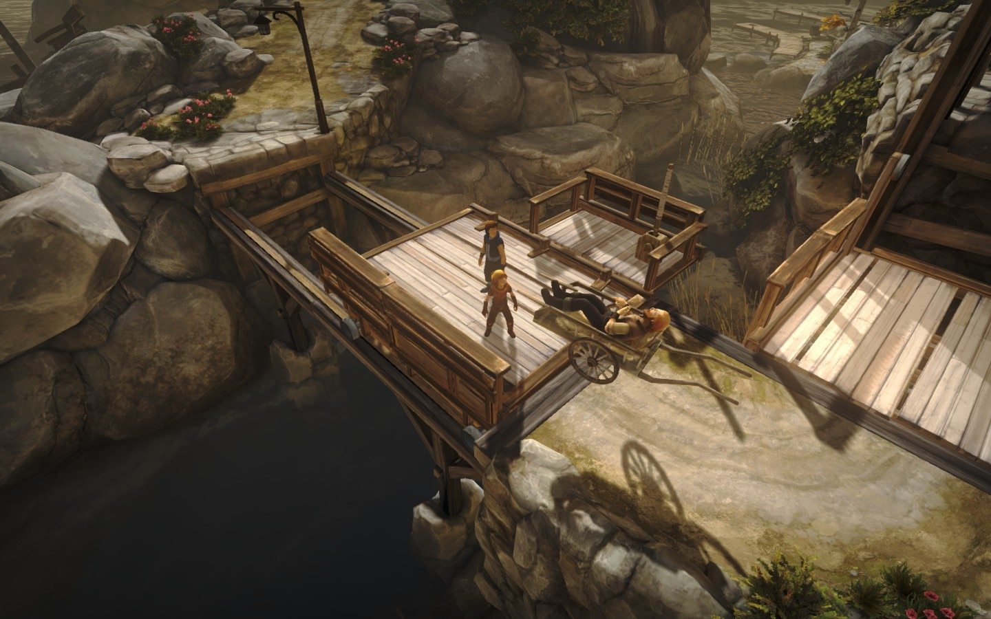 Brothers A Tale Of Two Sons 2013