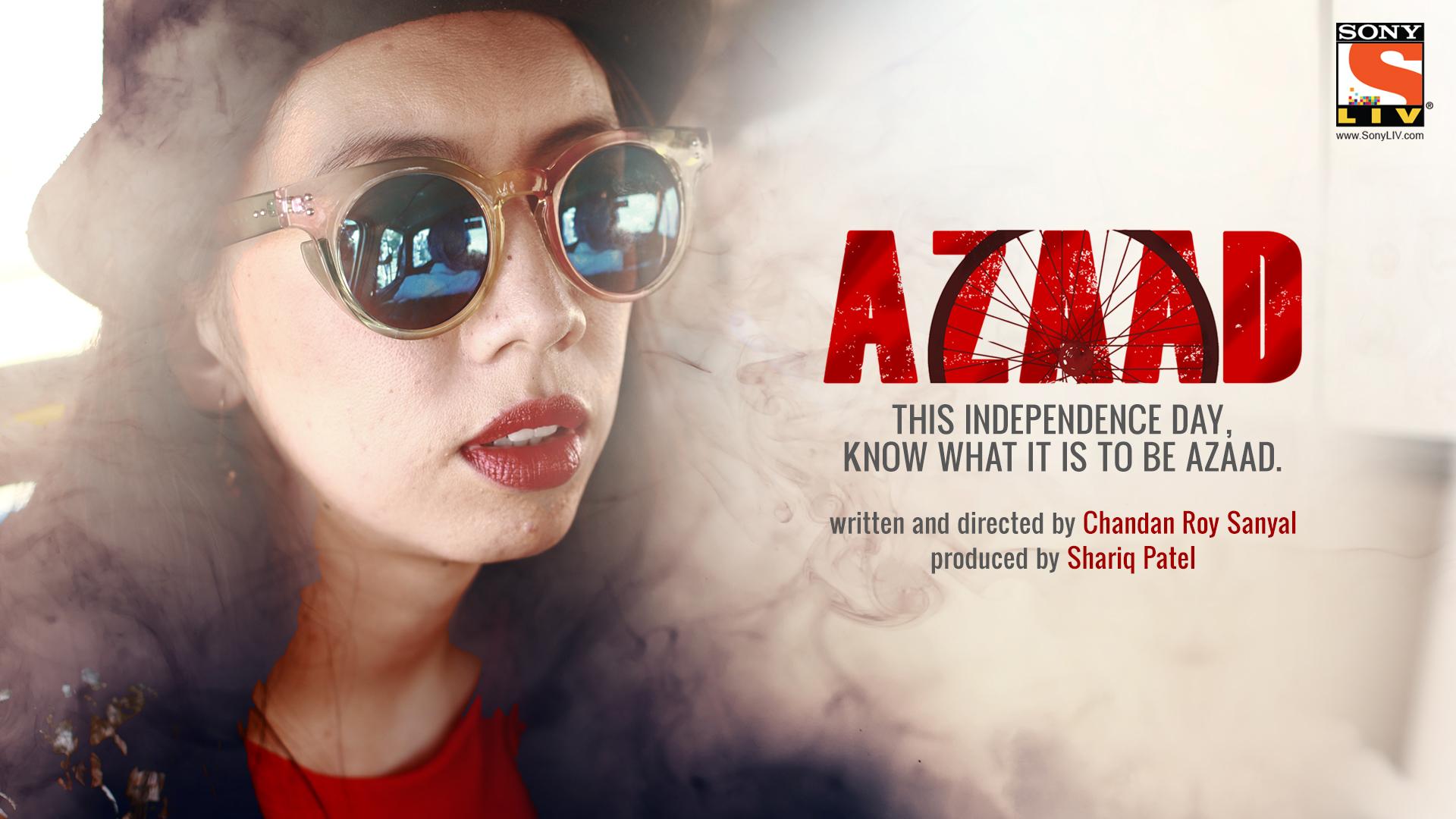 Merenla Imsong in Azaad (2016)