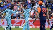 38º partido: Inglaterra v India