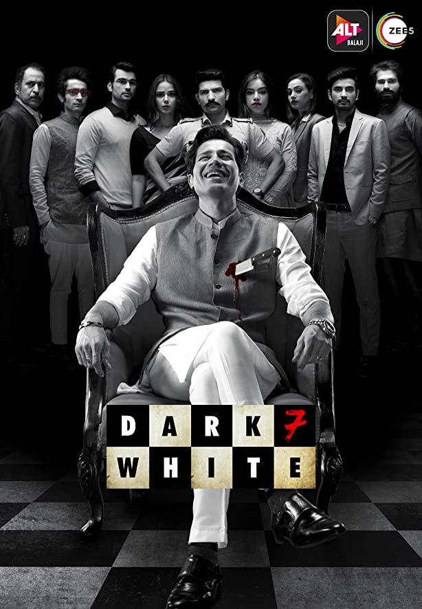 Dark 7 White 2020 S01 Hindi Full Complete Web Series 720p HDRip x264 ESubs
