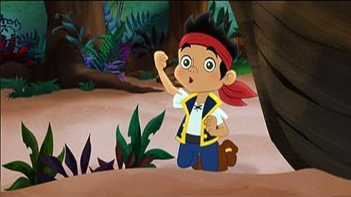 Jake and the Never Land Pirates: Peter Pan Returns!
