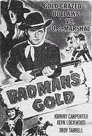 Badman's Gold Poster