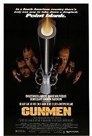 Gunmen Poster