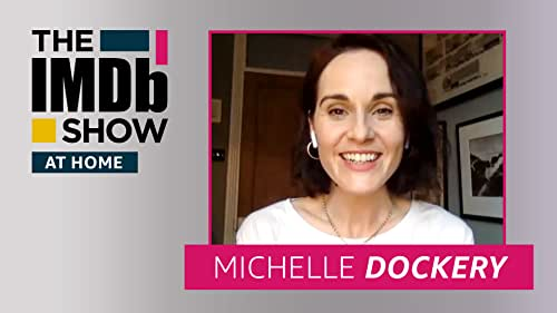 """Michelle Dockery's Crying Methods and the Coat She Wish She Took From """"Downton"""""""